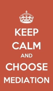 keep calm and choose medation