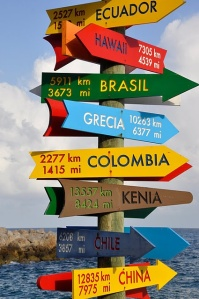 señales países